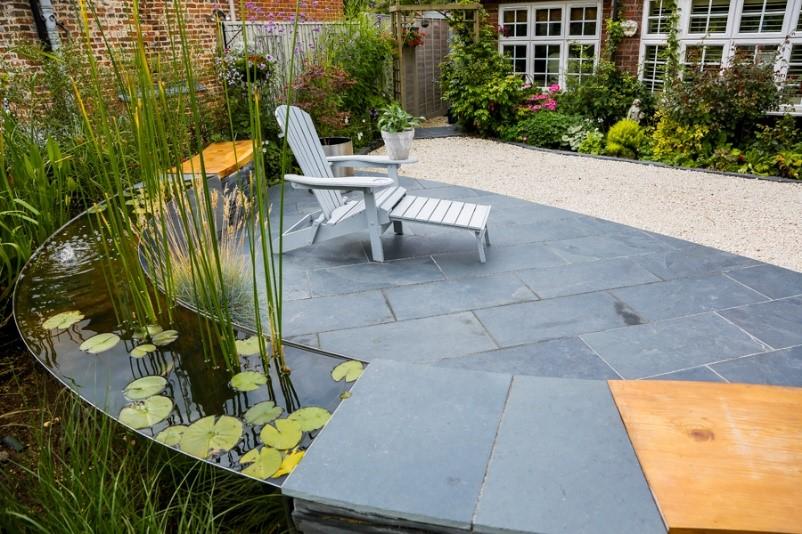 Big Ideas For Small Gardens Greenart