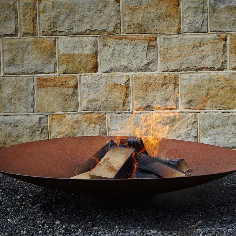 ... Corten Steel Fire Pit. Loading. - Corten Steel Fire Pit - GreenArt