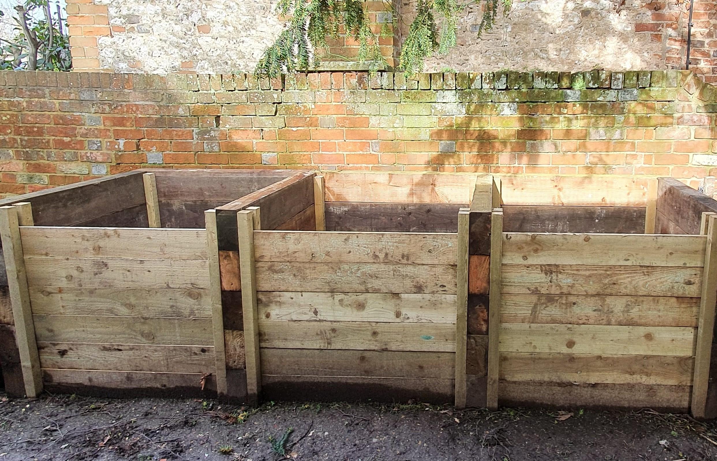 compost bins